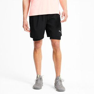 Run Favorite Men's 2-in-1 Shorts PUMA