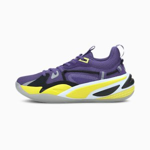 RS-Dreamer Purple Heart Basketball Shoes JR PUMA