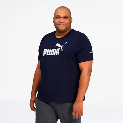 Essentials Men's Logo Tee BT PUMA