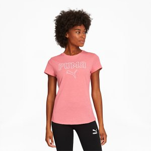 Athletic Outline Women's Tee PUMA