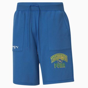 PUMA x THE HUNDREDS Men's Reversible Shorts PUMA