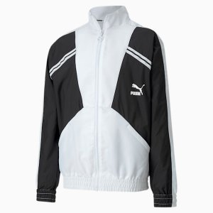 Tailored for Sport Boys' Woven Jacket JR PUMA