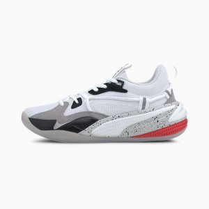 RS-Dreamer Concrete Jungle Basketball Shoes JR PUMA