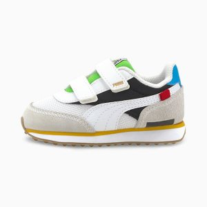 Future Rider WH Toddler Shoes PUMA